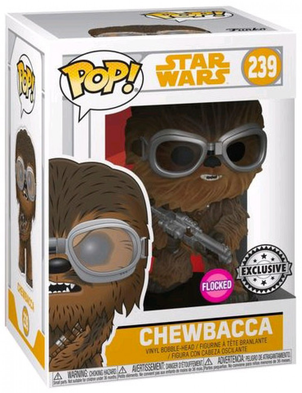 Pop! Star wars 239: Chewbacca