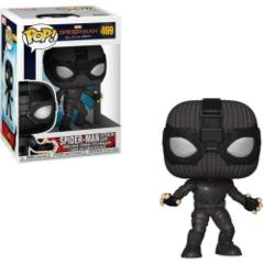 Pop! Marvel 469: Spider-Man Far from home: Spider-Man (Stealth Suit)