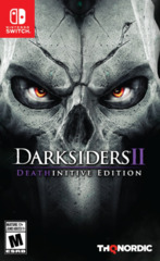 Darksiders 2 Deathifinitive Edition
