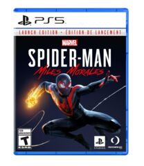 Marvel Spiderman Miles Morales Launch Edition - Playstation 5 (NEW)