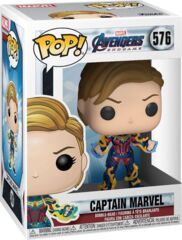 Pop! Marvel 576: Avengers : Endgame: Captain Marvel