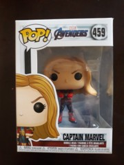 Pop! Marvel 459: Avengers: Captain Marvel