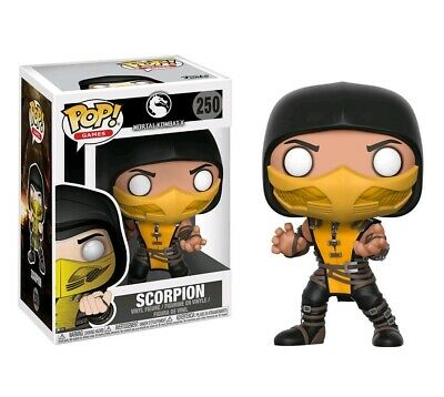 Pop! Mortal Kombat 537 : Scorpion