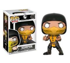 Pop! Mortal Kombat 537 : Scorpion