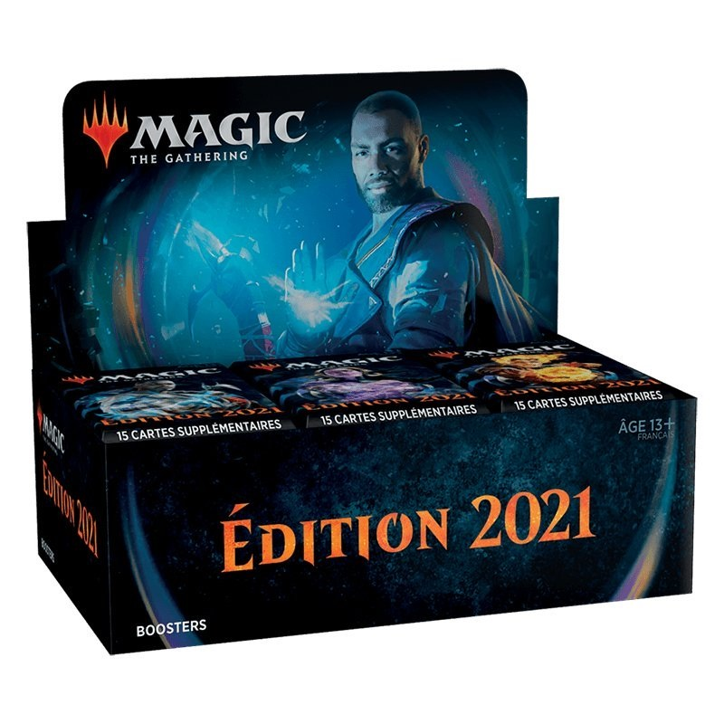 Core Set 2021 Booster Box FR