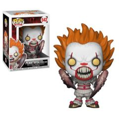 Pop! IT 542 : Pennywise with Spider Legs