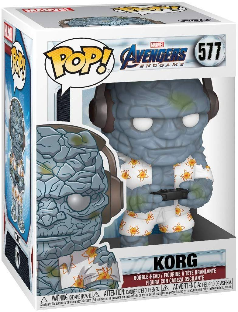 Pop! Marvel 577: Avengers: Endgame: Korg