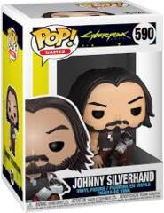 Pop! Cyberpunk 590: Johnny Silverhand