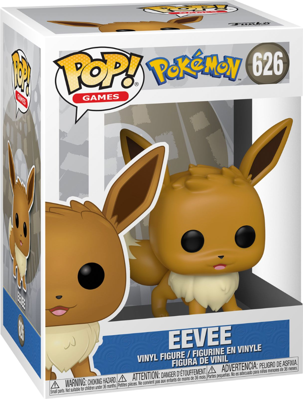 Pop! Pokemon 626: Eevee