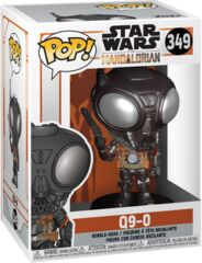 Pop! Star Wars 349: Mandalorian : Q9-0