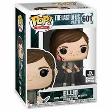 Pop! The Last of Us Part II 601 : Ellie