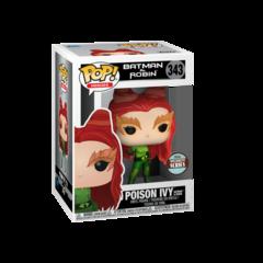 Pop! Dc Comics 343: Batman  and Robin: Poison Ivy