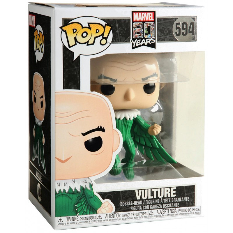 Pop! Marvel 594: Vulture 80th