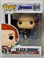 pop! Marvel 454: Avengers: Black Widow