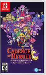 Cadence of Hyrule Crypt of the Necrodancer Deluxe (NEW)