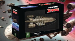 Star Wars X-Wing Miniatures Game V2: C-ROC Cruiser Expansion Pack