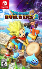 Dragon Quest Builders 2 (new)