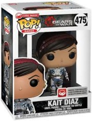 Pop! Gears Of War 475: Kait Diaz