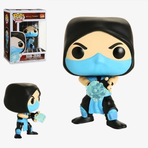 Pop! Mortal Kombat 536 : Sub-Zero