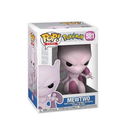 POp! Pokemon 581: Mewtwo