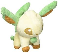 Toutou Pokemon: Leafeon