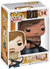 Pop! The Walking Dead 14 : Daryl Dixon
