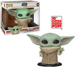 Pop! Star Wars 369 : The mandalorian: The child 10 ''