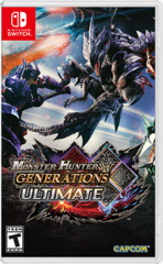 Monster Hunter Generation Ultimate (New)