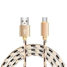 Cable Usb Type-C beige