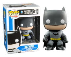 Pop! Dc Super Heroes 01: Batman Classic