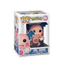 Pop! Pokemon 582 : Mr Mime
