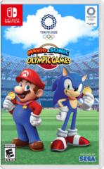 Mario and Sonic at the Olympic Games Tokyo 2020 (New)