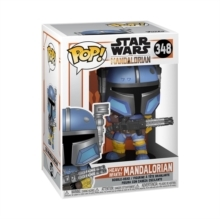 Pop! Star wars 348: Mandalorian: Heavy Infantry Mandalorian