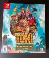 Toki Retrocollector Edition(NEW)