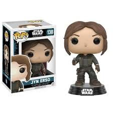 POP ! Star Wars 138 : Jyn Erso