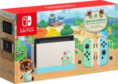 Nintendo Switch Animal Crossing: New Horizons Special Edition 32GB (New)
