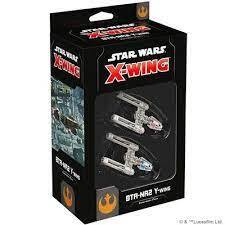 Star Wars X-wing - 2nd Edition - BTA-NR2 Y-Wing Expansion Pack
