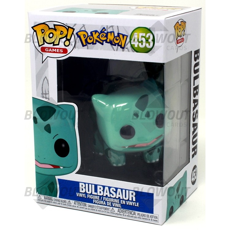 POP ! Pokemon 453: Bulbasaur