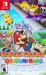 Paper Mario: The Origami King (new)