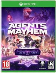 Agents of Mayhem (New)