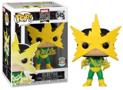 Pop! Marvel 545: Electro 80th