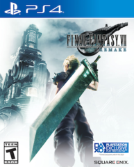 Final Fantasy VII Remake (New)