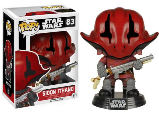 POP ! Star Wars 83 : Sidon Ithano
