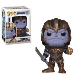 Pop! Marvel 453: Avengers - Endgame : Thanos