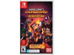 Minecraft Dungeons : Hero Edition (NEW)