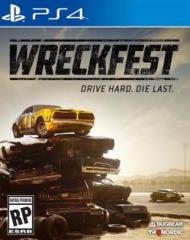 Wreckfest: Drive Hard. Die Last