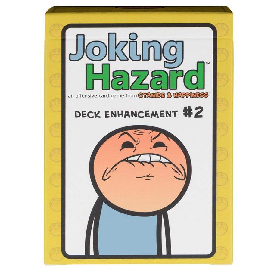 Joking Hazard : Deck Enhancement #2