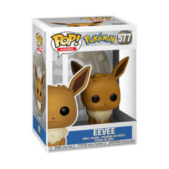 Pop! Pokemon 577: Eevee
