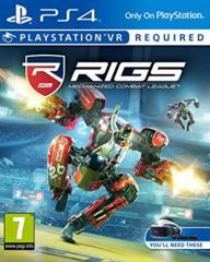 Rigs Mechanized Combat League (New)