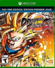 Dragon Ball Fighter Z Day One Edition